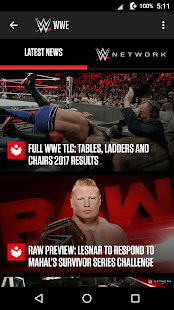 WWE- screenshot thumbnail