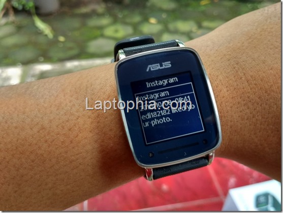Unboxing Asus Vivowatch