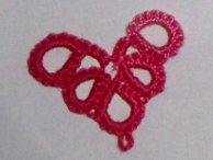 Link to Peace and Tolerance Tiny Heart pattern download