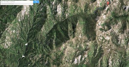 Photo: Sat view of this trail