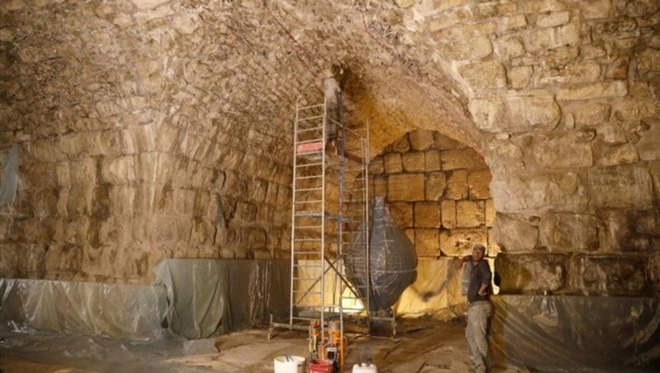 Arqueólogos israelenses descobrem 'anfiteatro perdido