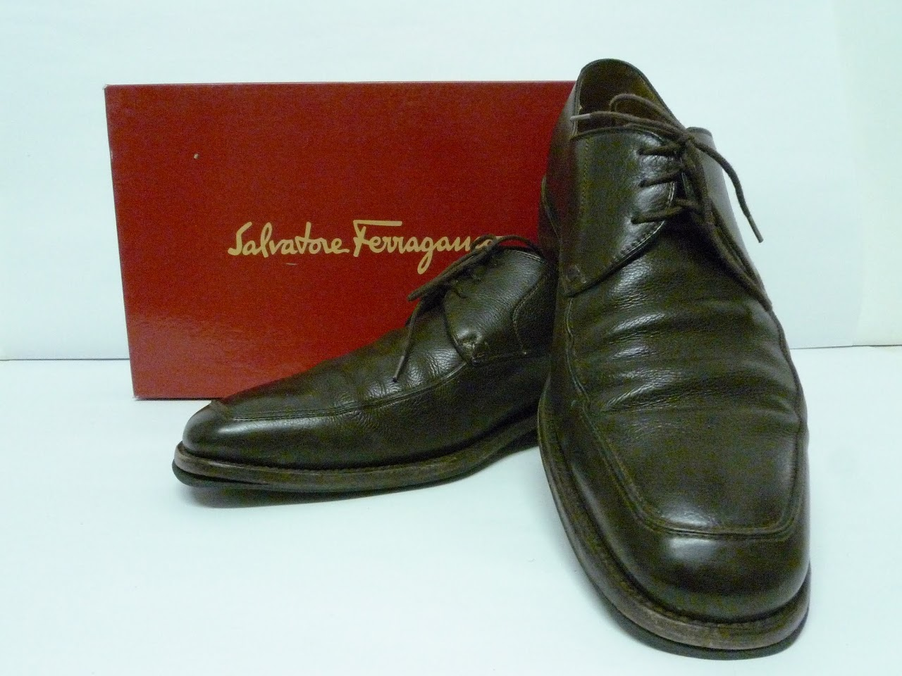 Men's Salvatore Ferragamo Lace Ups