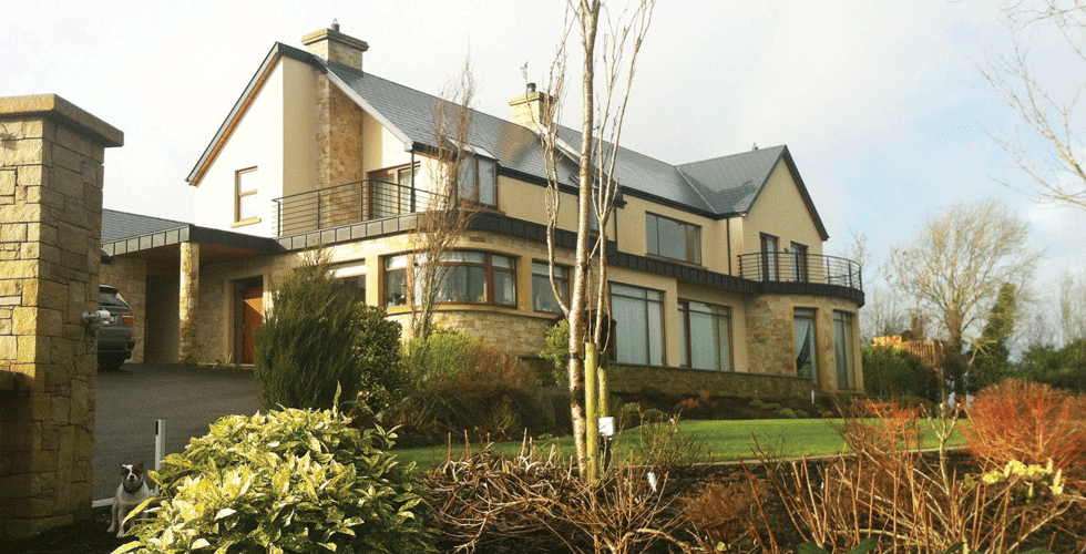 Private Residence, Poles, Cavan Designed by DMC Architects