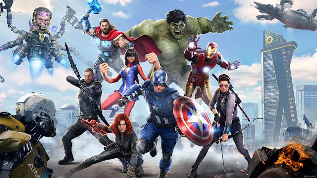 Super problemas en Marvel´s Avengers