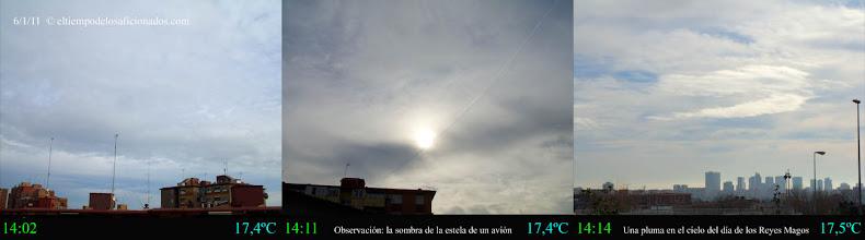 Photo: Amanecer del día 6/01/11