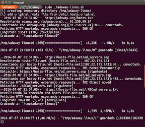 Linux sin anuncios - 3