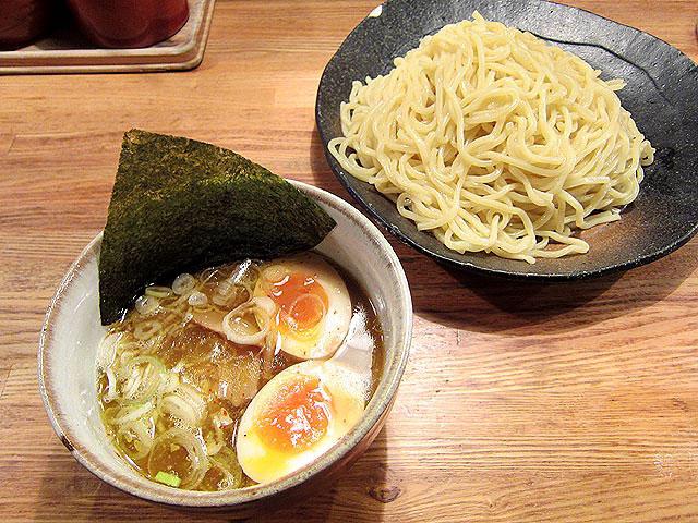 味玉つけ麺720円麺大盛り