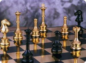Турнир по парковым шахматам