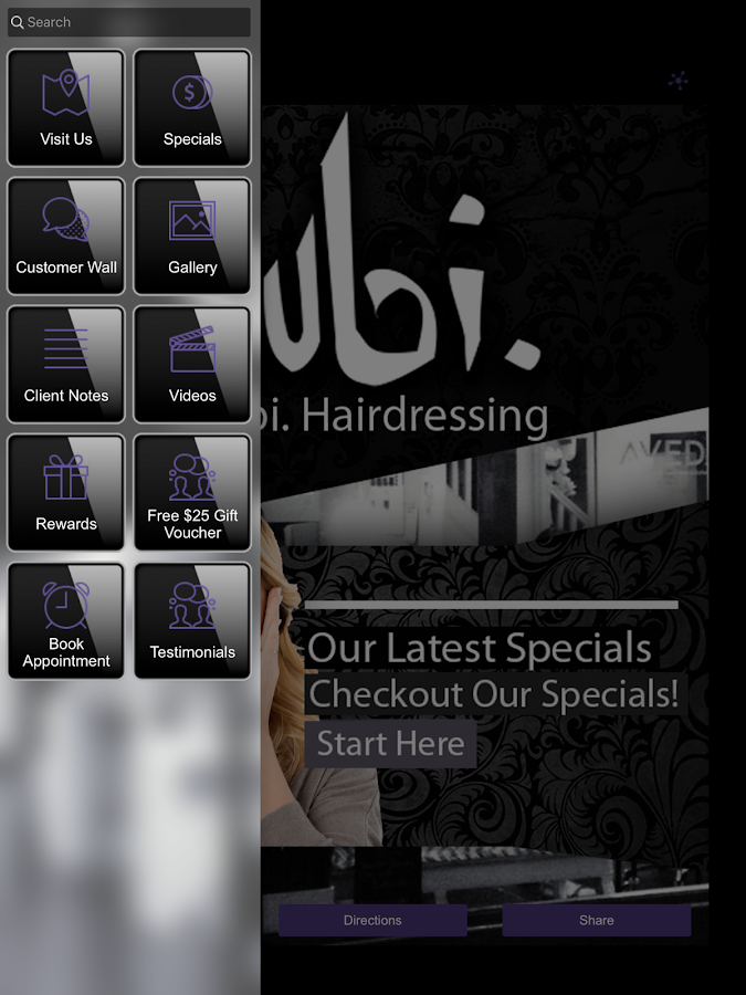 Subi Hairdressing- screenshot
