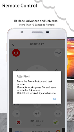 Remote for Samsung App Report on Mobile Action - App Store
