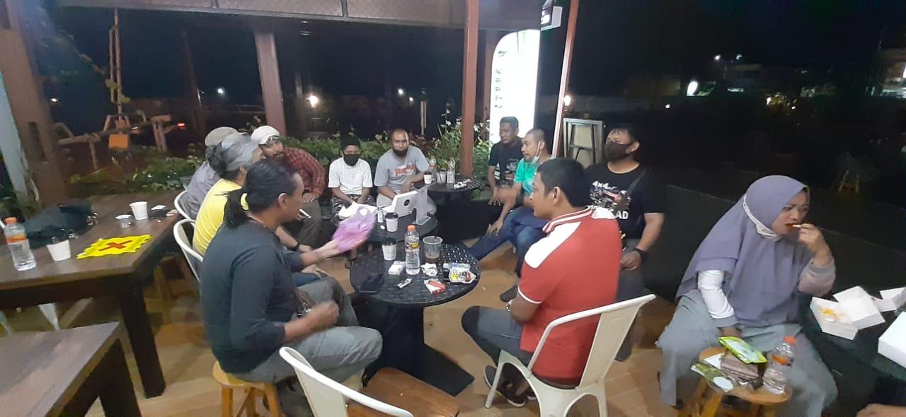Eratkan Komunitas,  MJC Makassar Gelar Kumpul Bulanan