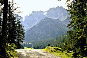 Tour Eppzirler Alm Kuhloch Karwendel