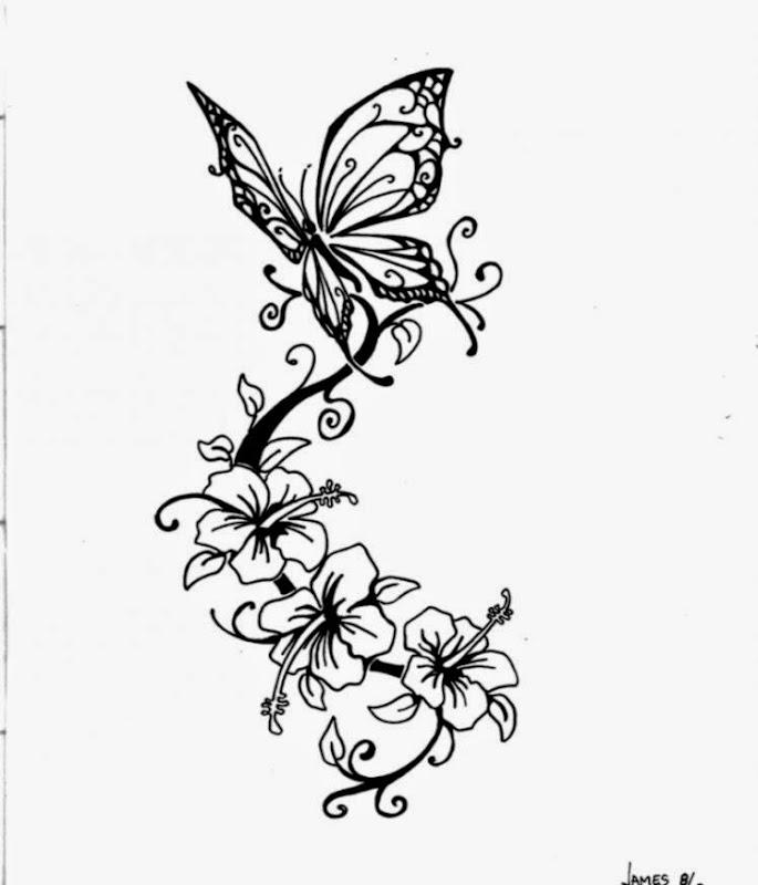 ButterflytattoobyJimmyB