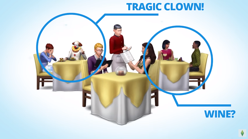did maxis hint that winemaking nectar will make a return in the restaurant game pack thesims