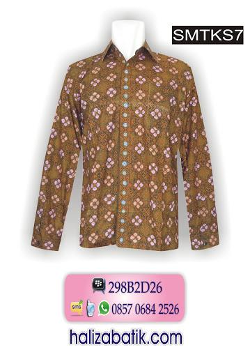 baju batik terbaru, grosir batik, model kemeja batik pria
