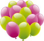 balloons clipart png (41)