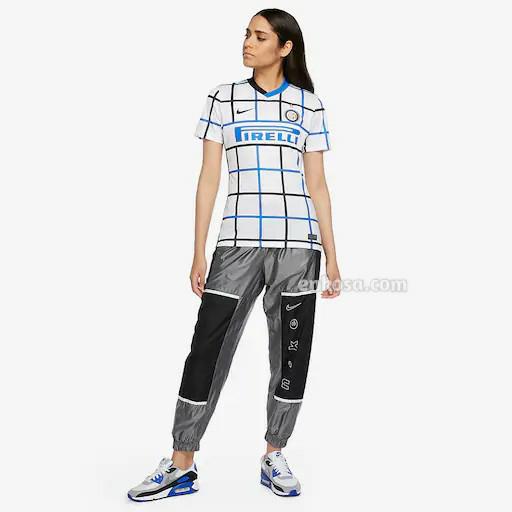 Jual Jersey Ladies Inter Milan Away Musim 2020/2021