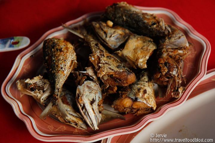 Olango Island Food