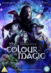 The Color of Magic - Bí mật trường phù thủy