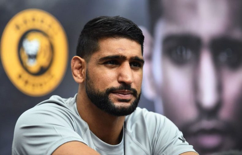 Amir Khan feels his removal from American Airlines flight was 'racially motivated'