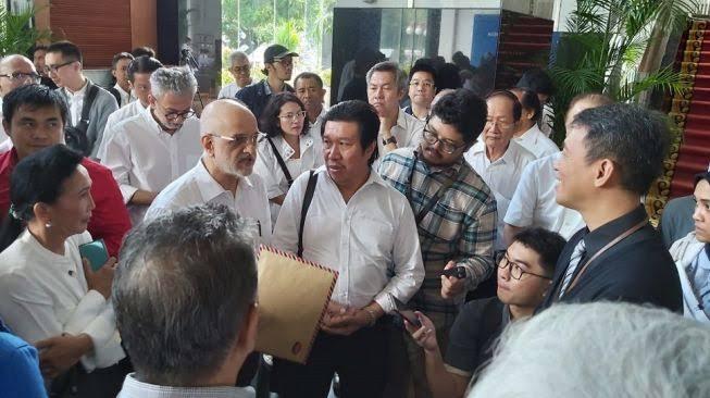 Kantor Sri Mulyani Didatangi Puluhan Nasabah Jiwasraya, Tuntut Pembayaran