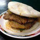 epic pork belly bao in Taipei in Taipei, T'ai-pei county, Taiwan