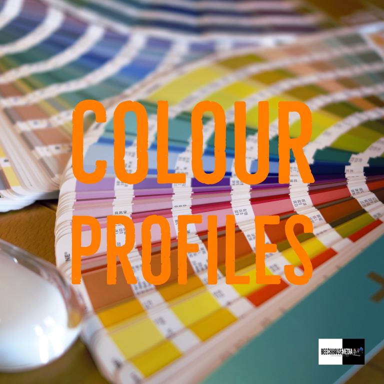 colour profiles for printers