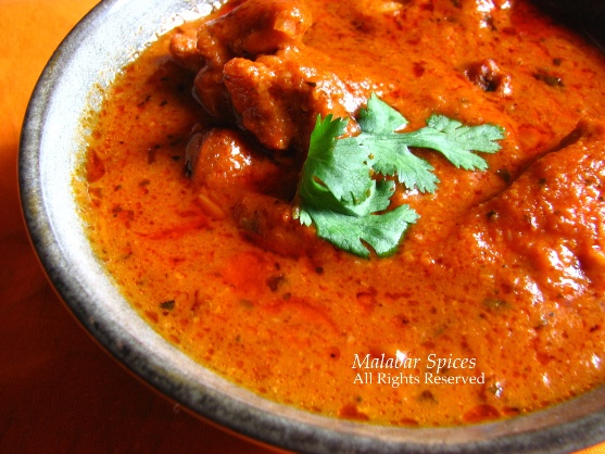 Chicken makhani - photo#19