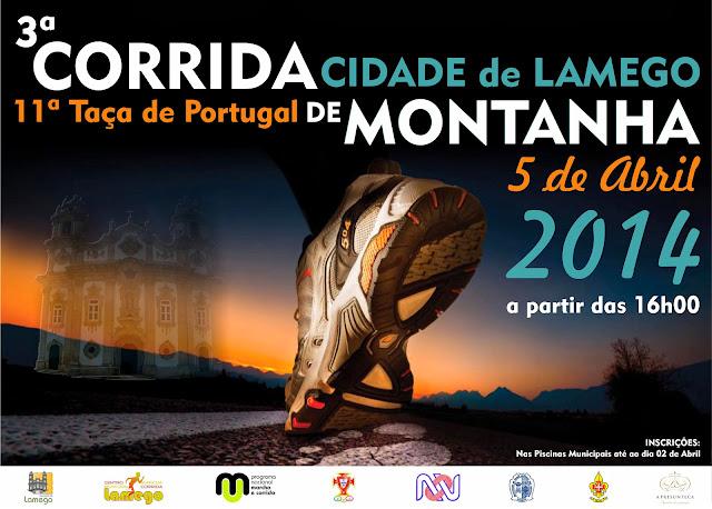 Taça de Portugal de Corrida em Montanha arranca em Lamego