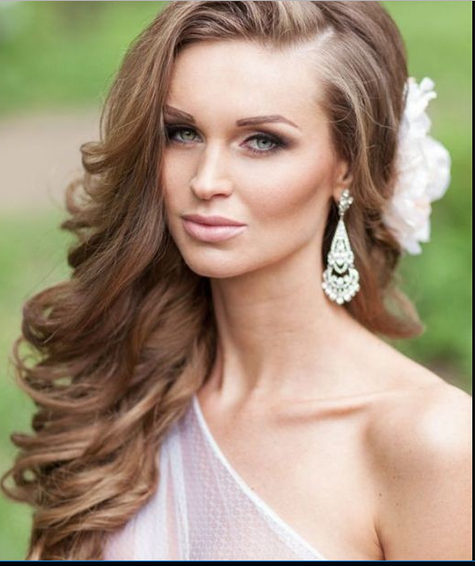Latest Wedding Hairstyles For Long Hair 8
