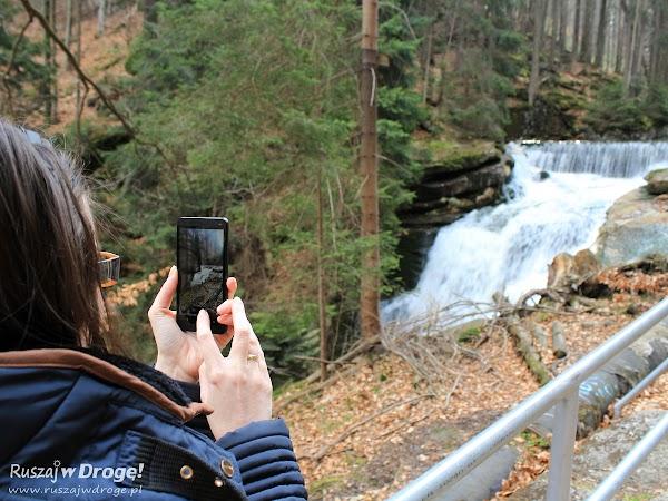 Szklarska Poręba - Wodospad Szklarki