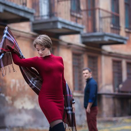 Свадебный фотограф Екатерина Трифонова (Trifonova). Фотография от 02.11.2017