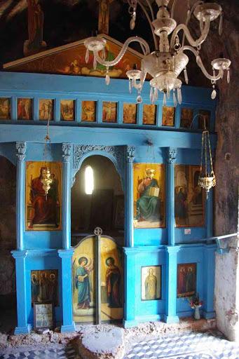 Église de Panagia (παναγία) à Lissos (Λισσός).