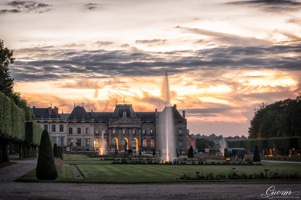 Au chateau de Lunéville. SEBY8117-782