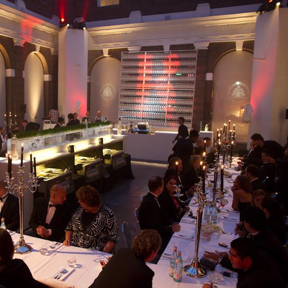 s Werelds beste bartenders waren in Schiedam om samen met de brand- en landmanagers  van Nolet/Ketel One/Diageo Familie te dineren.