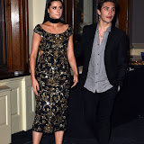 OIC - ENTSIMAGES.COM - George Shelley and Lilah Parsons at the  WGSN Futures Awards 2016  in London  26th May 2016 Photo Mobis Photos/OIC 0203 174 1069