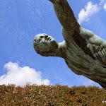 Parc de Sceaux : Hercule Commode