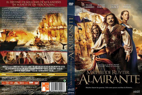 Michiel De Ruyter El almirante – Castellano, Holandés – DVD9
