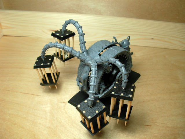 chaos - Black Dwarfs Engine of chaos SANY0729
