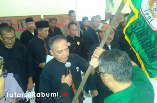 Pelantikan Pengurus IPSI Kabupaten Sukabumi Tahun 2018 - 2022