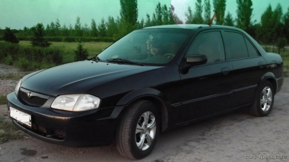 2003 mazda protege sedan specifications pictures prices. Black Bedroom Furniture Sets. Home Design Ideas