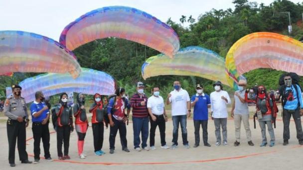 Festival Langkisau Jadi Ancang-ancang Atlet Raih Emas PON Papua.