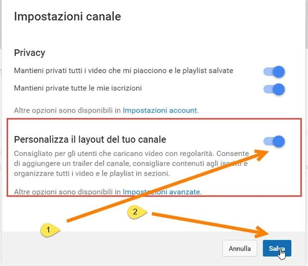 personalizzare-canale-youtube