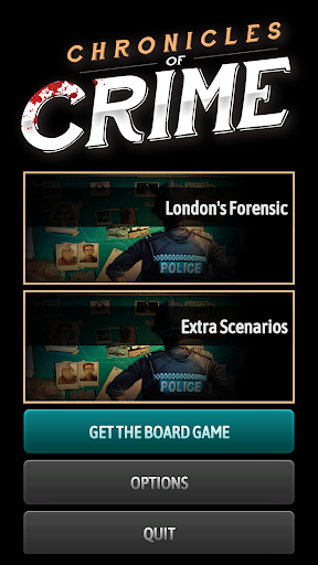 Chronicles of Crime screenshots 3