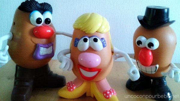 Mister Miss Potato Head