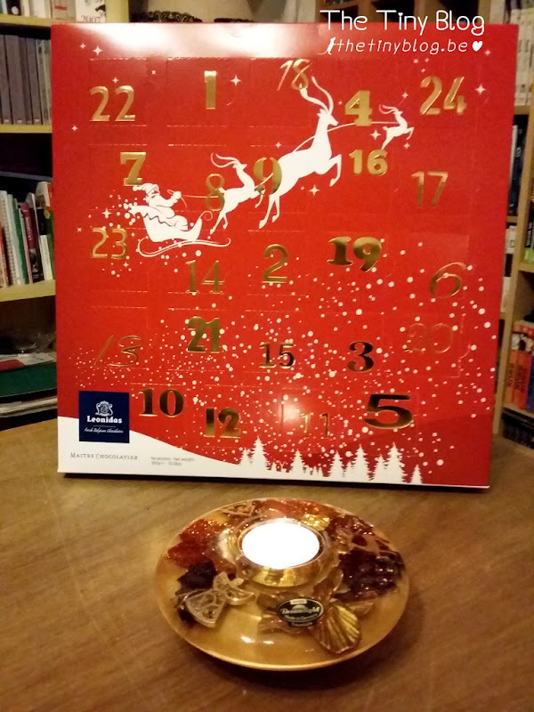 Leonidas Chocolates Advent Calendar
