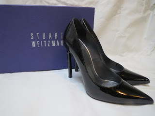 Stuart Weitzman Black Pumps
