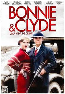 Bonnie e Clyde   Uma Vida de Crime DVD R Capa
