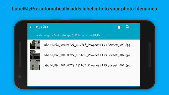 LabelMyPix- screenshot thumbnail