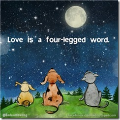 Four-legged Word